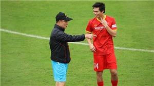 Bóng đá Việt Nam hôm nay: HLV Park Hang Seo viết 'tâm thư' gửi học trò