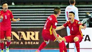 TRỰC TIẾP Futsal World Cup 2021 hôm nay ngày 22/9 (VTV6)