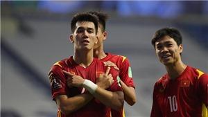 Bóng đá Việt Nam hôm nay: ĐT Việt Nam đấu ĐT Trung Quốc (VTV5, VTV6, 0h00 ngày 8/10)