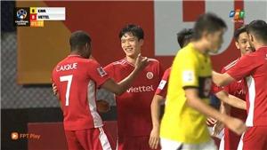 Bóng đá Việt Nam hôm nay: Viettel giúp bóng đá Việt Nam có thêm suất dự Cup C1 châu Á