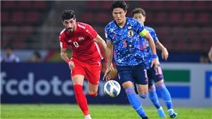 U23 Nhật Bản bị loại khỏi U23 châu Á 2020 sau 2 trận thua liên tiếp