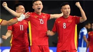 KẾT QUẢ Futsal Việt Nam 1-1 CH Séc. KẾT QUẢ Futsal World Cup 2021 hôm nay