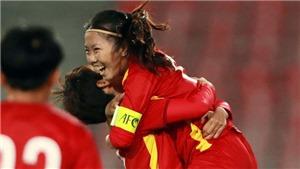 Đánh bại Tajikistan, tuyển nữ Việt Nam giành quyền dự VCK ASIAN Cup