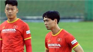 Bóng đá Việt Nam hôm nay: Đội tuyển Việt Nam đấu tập U22