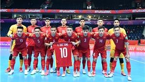 Bóng đá Việt Nam hôm nay: Futsal Việt Nam đặt mục tiêu dự World Cup 2024