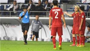 Bóng đá Việt Nam hôm nay: Trọng tài UAE bắt chính trận đội tuyển Việt Nam đấu Nhật Bản