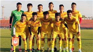 Bóng đá Việt Nam hôm nay: U23 Việt Nam chốt danh sách, HLV Park khiến đối thủ bất ngờ