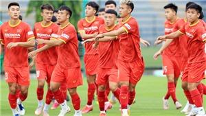 Kết quả bóng đá giao hữu U23 Việt Nam 1-1 U23 Tajikistan. Kết quả bóng đá hôm nay