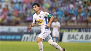 Chuyển nhượng V-League:HLV Kiatisak sẽ giúp nâng tầm Công Phượng