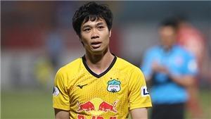 Bóng đá Việt Nam hôm nay: Công Phượng bị treo giò tại vòng 13 V-League