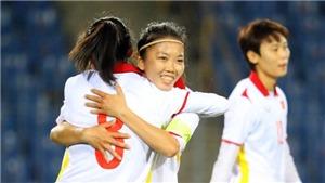 Đội tuyển nữ Việt Nam thắng 'hủy diệt' Maldives