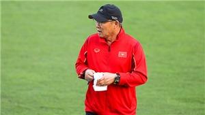 Bóng đá Việt Nam hôm nay: HLV Park Hang Seo nhắc tuyển thủ Việt Nam