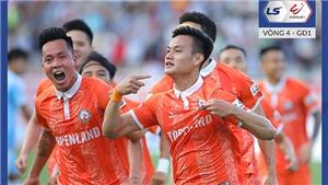Trực tiếp bóng đá Việt Nam: Hà Tĩnh vs Bình Định (18h00)