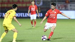 Trực tiếp bóng đá hôm nay: Nam Định vs TPHCM (18h00, 18/4)