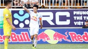 Bóng đá Việt Nam hôm nay: HAGL tiếp tục áp đảo tại V-League