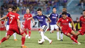 Bóng đá Việt Nam hôm nay: Tân binh Hà Nội khen Quang Hải chuyên nghiệp