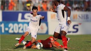 Trực tiếp bóng đá. HAGL vs TPHCM. VTV6 trực tiếp bóng đá Việt Nam