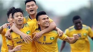 VTV6. VTC3. BĐTV. TRỰC TIẾP bóng đá V-League: Nam Định vs SLNA (18h00, 4/4)