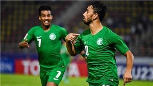 VTV6, VTV5 trực tiếp bóng đá hôm nay: U23 Saudi Arabia đấu với U23 Syria, U23 châu Á 2020