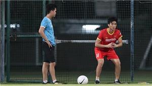 Bóng đá Việt Nam hôm nay: Văn Toàn có thể ra sân ở trận gặp Malaysia
