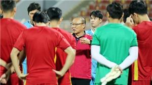 Bóng đá Việt Nam hôm nay: Đội tuyển Việt Nam tụt hạng FIFA. Sân Mỹ Đình được phép đón CĐV