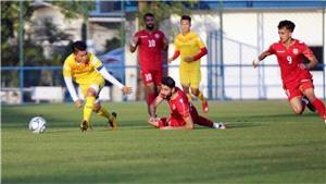 Bóng đá Việt Nam hôm nay: U23 Việt Nam đang rất sung sức, U23 Thái Lan thừa nhận kém nhất bảng