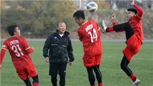 Bóng đá Việt Nam hôm nay: U23 Việt Nam sẵn sàng cho trận gặp U23 Đài Loan