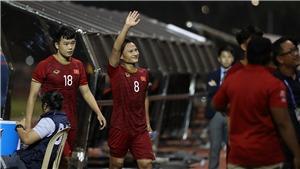 VTV6 trực tiếp bóng đá Việt Nam vs Campuchia, U22 Seagame 30