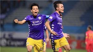 Bóng đá Việt Nam hôm nay: HLV Hà Nội tiếc nuối khi AFC Cup bị hủy