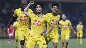 Bóng đá Việt Nam hôm nay: HAGL đang mất tập trung