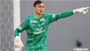 Bóng đá Việt Nam hôm nay: Văn Lâm bắt chính, Cerezo Osaka thắng đậm tại Cúp C1 châu Á