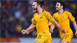 Kết quả bóng đá: U23 Australia thắng nhọc U23 Syria, giành quyền vào bán kết