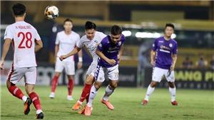 Bóng đá Việt Nam hôm nay: Viettel vs Hà Nội (19h15). Sài Gòn vs Quảng Ninh (19h15)