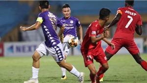 VTV6 trực tiếp bóng đá Việt Nam: Hà Nội vs Thanh Hóa (19h15 hôm nay)