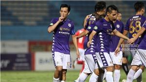 Bóng đá Việt Nam hôm nay: SLNA đấu Quảng Ninh (17h00). Hà Nội so tài Thanh Hóa (19h15)