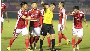 Bóng đá Việt Nam hôm nay: Công Phượng bị treo giò ở trận Hà Nội đấu TPHCM