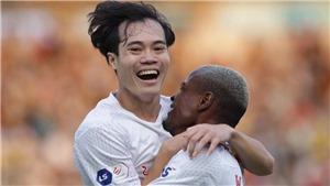 Bóng đá Việt Nam hôm nay: HAGL có thành tích tệ trước Hải Phòng. Hà Nội FC mất 'sát thủ'