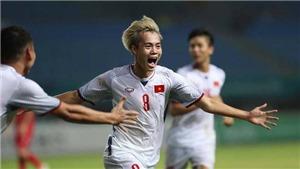 Bóng đá Việt Nam hôm nay: Văn Toàn háo hức chờ gặp đội tuyển Trung Quốc