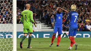Đội tuyển siêu đắt giá của Pháp bị đối thủ có thứ hạng thấp hơn cả Việt Nam cầm hòa