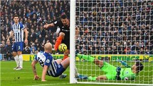 Kết quả bóng đá Brighton 1-1 Chelsea: Sao Iran lập siêu phẩm khiến Chelsea phải chia điểm