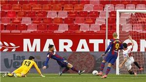 Sevilla 0-2 Barcelona: Dembele và Messi lập công, Barca giành chiến thắng thuyết phục