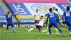 Kết quả bóng đá Leicester 0-2 Man City: Mendy và Jesus ghi bàn, Man City thắng áp đảo