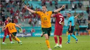 Thổ Nhĩ Kỳ 0-2 Wales: Gareth Bale đá hỏng 11m nhưng thực hiện 2 kiến tạo, giúp xứ Wales giành 3 điểm
