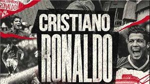 CHÍNH THỨC: Ronaldo trở về khoác áo MU