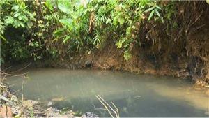 VIDEO: Toàn cảnh sự việc nước sinh hoạt nhiễm dầu thải khiến người dân thủ đô hoang mang