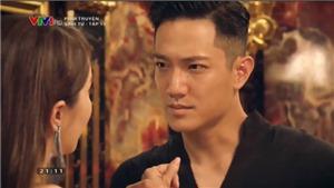 'Sinh tử' VTV1: Quỳnh Nga và Chí Nhân yêu nhau thật, bởi không yêu sao lại ghen ra mặt?