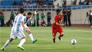 ĐIỂM NHẤN U22 Việt Nam 0-5 U20 Argentina: Argentina vượt trội về đẳng cấp. U22 Việt Nam đã biết mình ở đâu