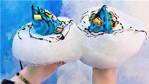 Những hàng kem ngon cho ngày Hè nóng nực ở Hà Nội