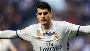 Mourinho có lý do nào để mua Morata bằng được?