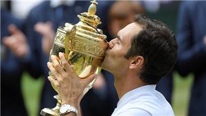 Vô địch Wimbledon 2017, Federer là huyền thoại bất tử